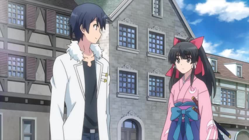 In Another World With My Smartphone Episode 5 English ...