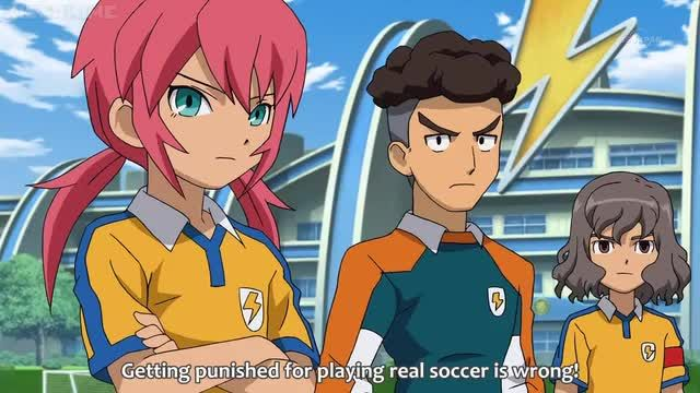 Where can I watch the Inazuma Eleven anime in English ...