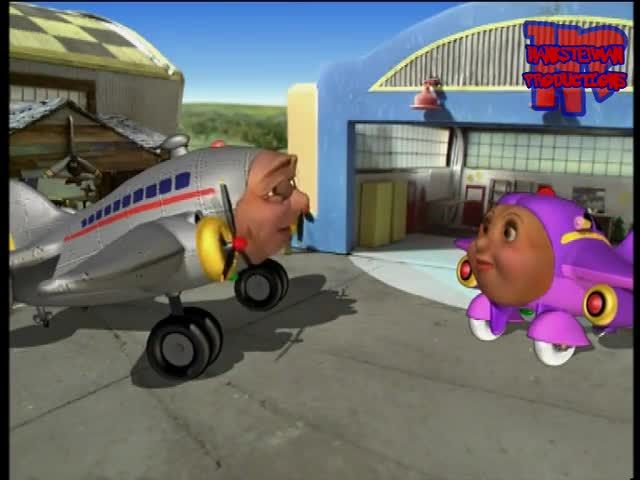 Jay Jay The Jet Plane Episode 54 The Great Tarrytown Black Out