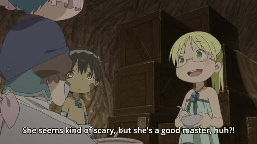 Made in Abyss Episode 6 English Subbed images, pictures