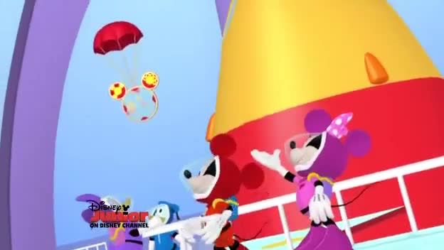 Mickey Mouse Clubhouse Season 1 Episode 9 Goofy On Mars Images Pictures
