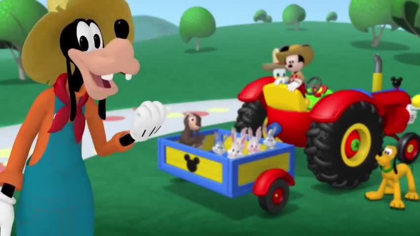 Mickey Mouse Clubhouse - Season 1 - Episode 4 - Mickey ...