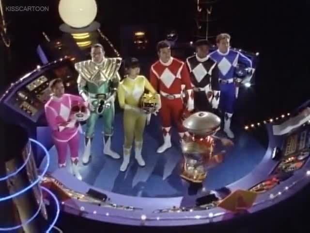 Watch Mighty Morphin Power Rangers Season 2 Episode 3 The