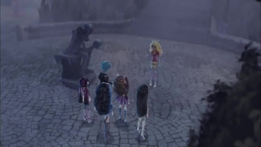 monster high frights camera action