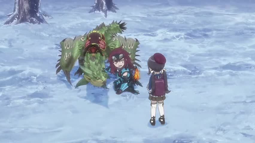 Monster Hunter Stories Ride On Episode 47 English Dubbed Watch