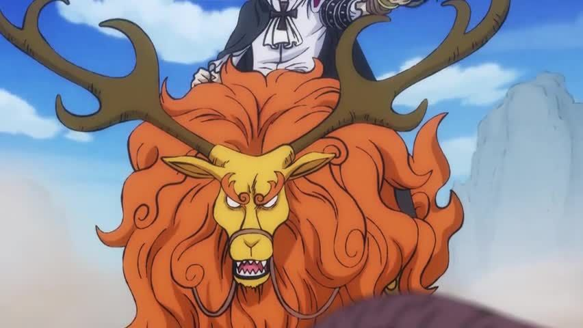 One Piece Episode 898 English Subbed