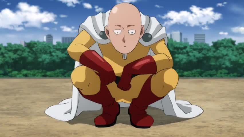 One Punch Man Eng Sub