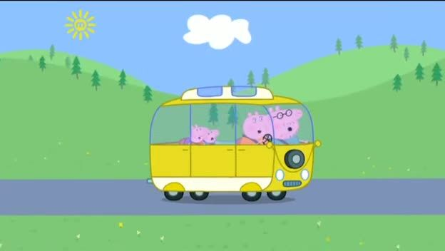 watch peppa pig season 3 episode 5 the camper van online