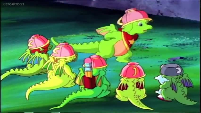 Watch pocket dragon adventures episode 14 it came from for Watch it came from outer space