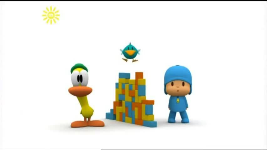 Watch Pocoyo Season 2 Episode 50 Elly's Tea Party Online ...