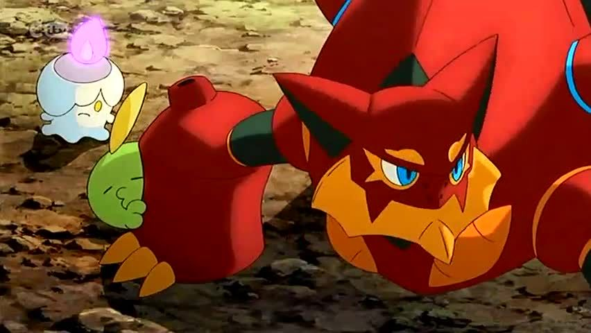 pokemon movie 19 volcanion and the mechanical marvel english dubbed