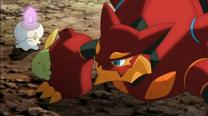 pokemon movie 19 volcanion and the mechanical marvel