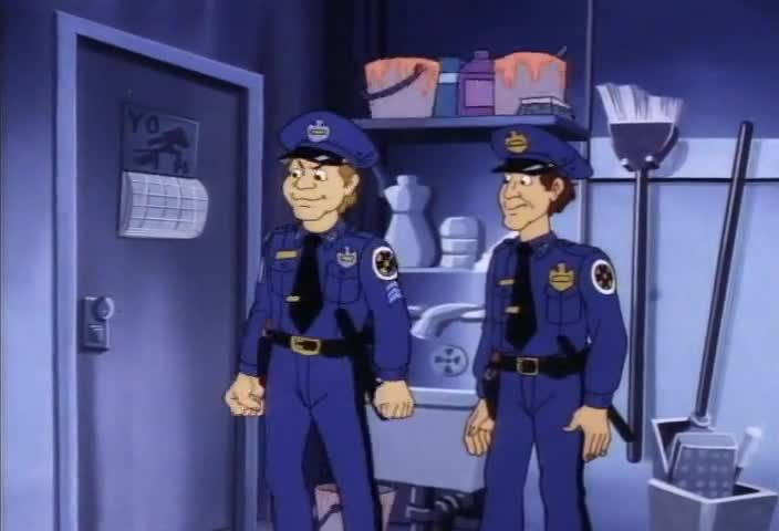 watch police academy  the animated series episode 12 proctor  call a doctor  online