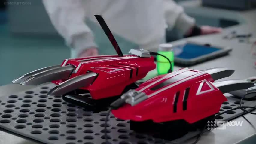 Power Rangers Beast Morphers Episode 14 – Sound and Fury