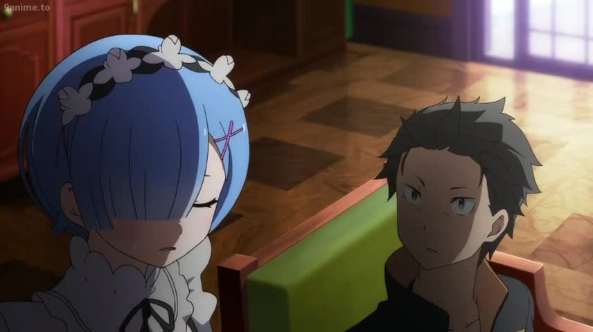 Re:ZERO -Starting Life in Another World- Episode 14 ...