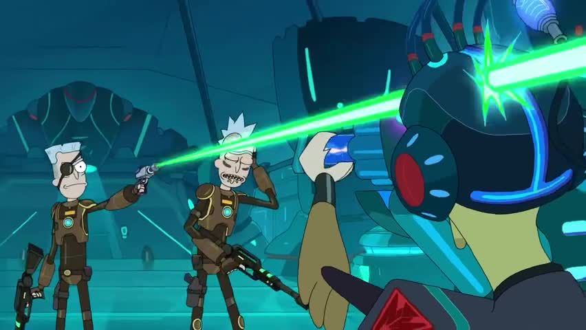 Watch Rick And Morty Season 3 Episode 1 The Rickshank Rickdemption Online Rick And Morty