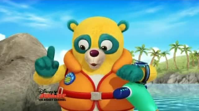 Special Agent Oso Episode 18 For Tamales With Love Pinata Royale Watch Cartoons Online