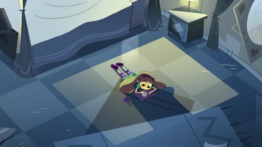 Star Vs The Forces Of Evil Season 2 Episode 15 Raid The Cave Trickstar