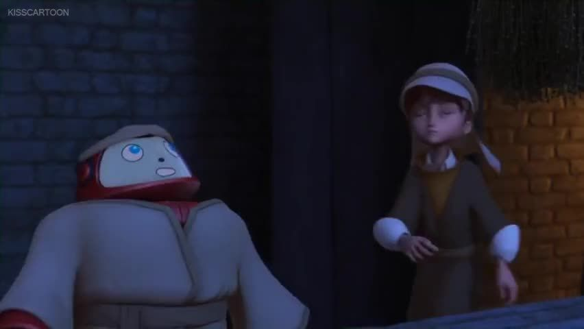 Watch Superbook Season 2 Episode 4 Rahab And The Walls Of
