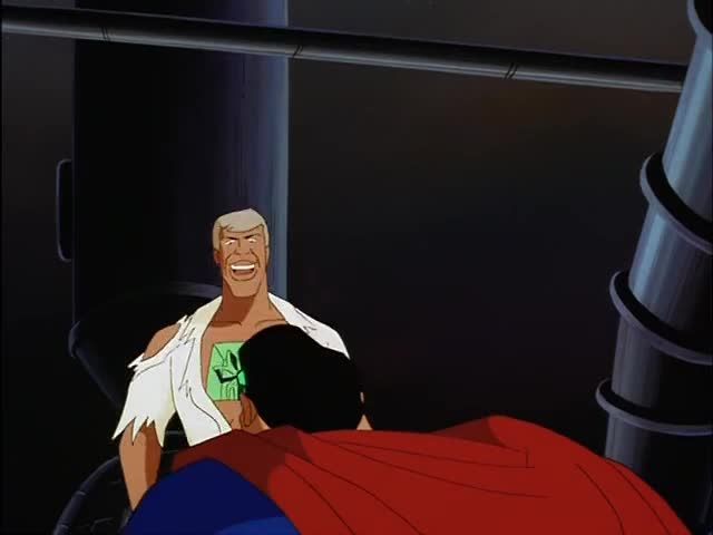 Superman: The Animated Series | Watch cartoon online, free ...