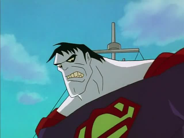 Watch Superman: The Animated Series Online | Seasons Episode