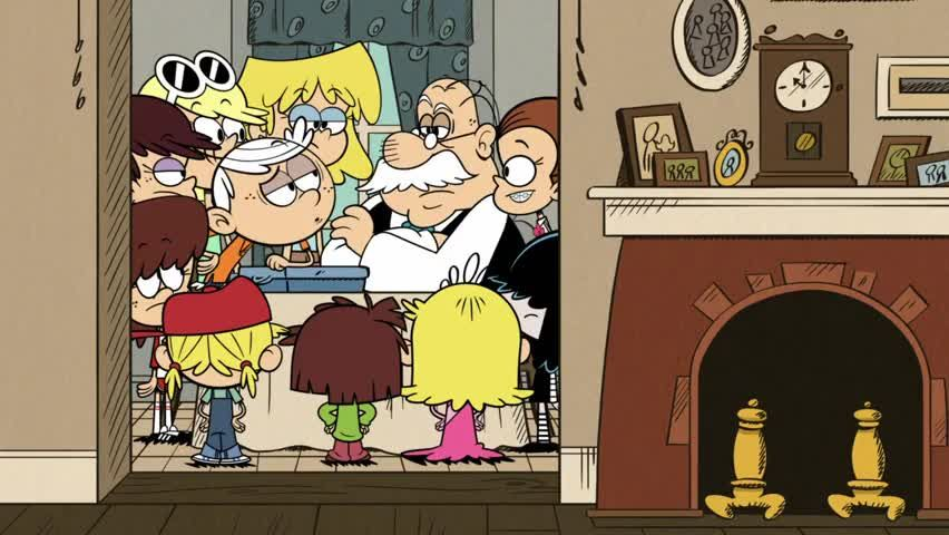 Watch the loud house season 2 episode 18 job insecurity for Table no 21 full movie