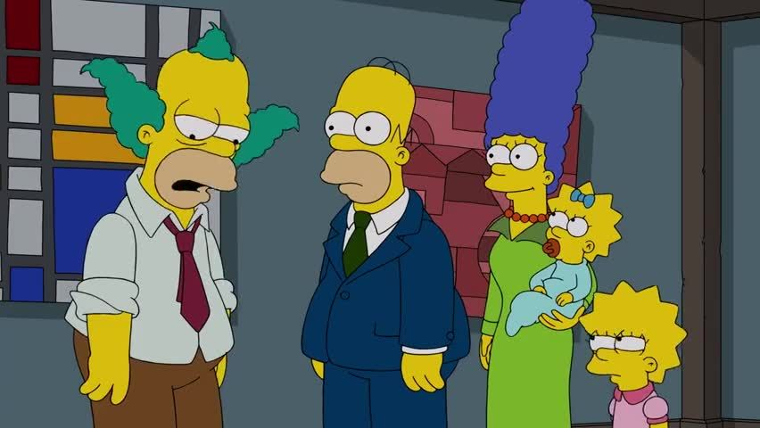 watch the simpsons season 29