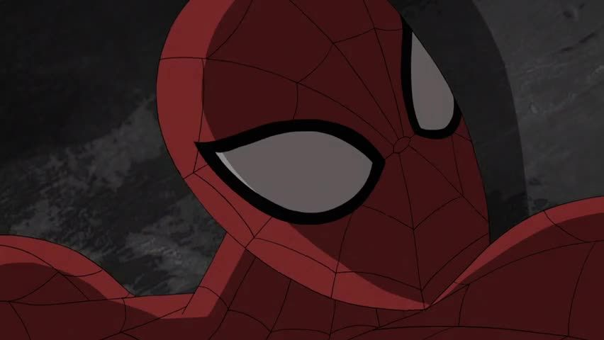 Ultimate Spider-Man Season 4 Episode 24 – The Moon Knight Before ...
