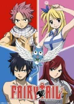 Fairy Tail (Official Dub)