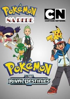 Pokemon Season 15 BW Rival Destinies