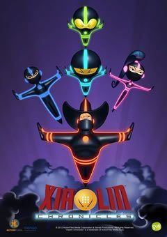 Xiaolin Chronicles (Xiaolin Showdown – NEW version)