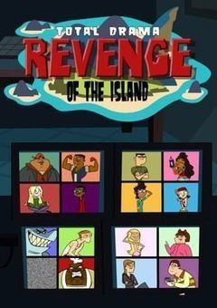 Total Drama: Revenge of the Island