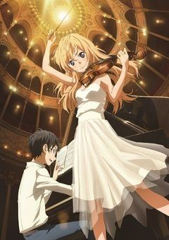 Your Lie in April(Shigatsu wa Kimi no Uso) English Subbed
