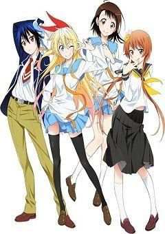 Nisekoi English Subbed