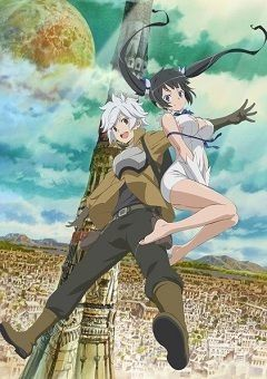 Dungeon ni Deai wo Motomeru no wa Machigatteiru Darou ka (Is It Wrong to Try to Pick Up Girls in a Dungeon?) English Subbed
