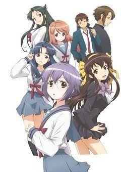 Nagato Yuki-chan no Shoushitsu English Subbed