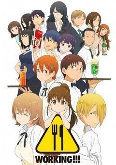 Working!! (Wagnaria!!) English Subbed
