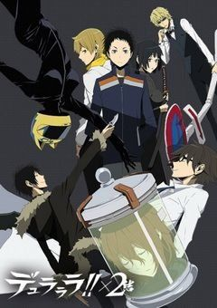 Durarara!!x2 Ketsu English Subbed