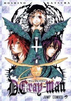 d gray man episode guide