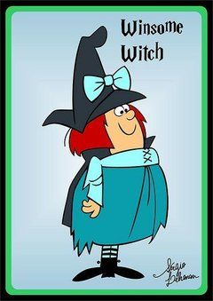 Winsome Witch