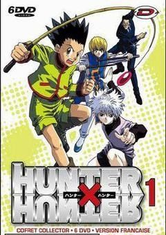 Hunter X Hunter (1999) | Watch cartoons online, Watch ...