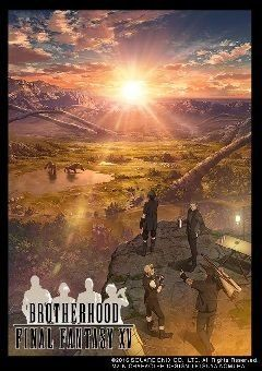 Brotherhood: Final Fantasy XV English Subbed