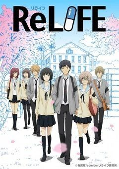 ReLIFE English Subbed