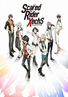 Scared Rider Xechs English Subbed