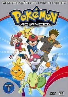 Pokemon Season 6 Advanced