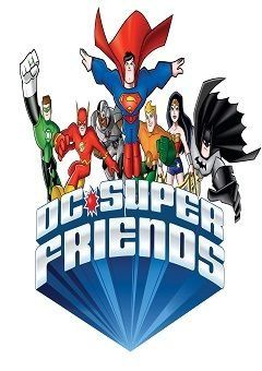 DC Super Friends