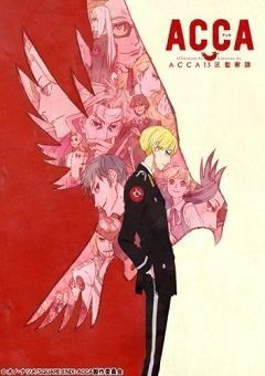 ACCA: 13-ku Kansatsu-ka English Subbed