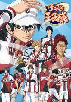 The New Prince of Tennis English Subbed