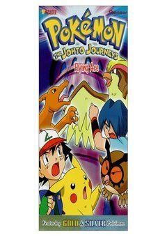 Pokemon Season 3 The Johto Journeys