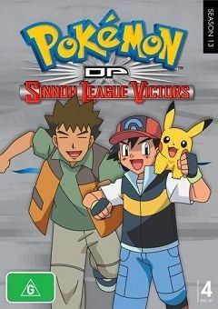 Pokemon Season 13 Sinnoh League Victors